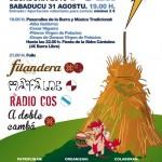 X Festival Tierradura Folk 2013 en Secadura el 31 de agosto