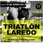 El Triatlón de Laredo 2013 celebra su XV edición el 15 de junio