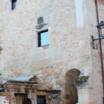Casa de los Hombrones en Santillana del Mar