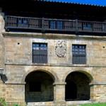 Casas del Águila y la Parra en Santillana del Mar