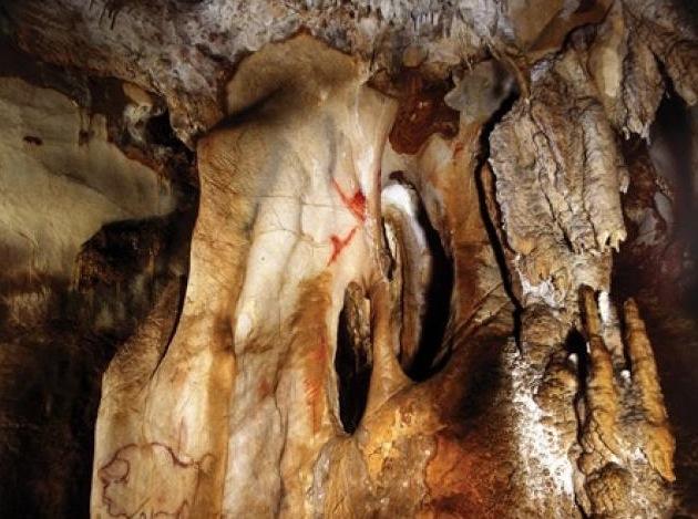 Cueva de El Castillo en Puente Viesgo