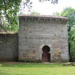 Iglesia de San Román de Moroso en Bostronizo