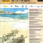 Caprichos Musicales de Comillas 2013