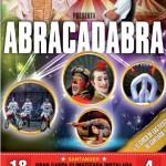 """El Circo """"Abracadabra"""" en las Fiestas de Santiago 2013 en Santander"""