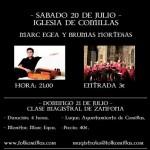 Concierto Clausura del IX Festival Folkomillas 2013
