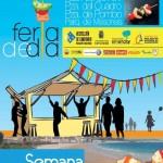 Feria de Día de las Fiestas de Santiago 2013 en Santander