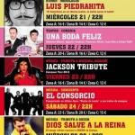 Fiestas en Laredo 2013: Espectáculos