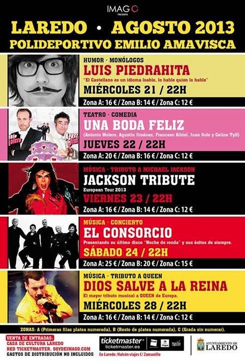 fiestas laredo 2013