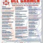 Fiestas de Nuestra Señora del Carmen 2013 en San Vicente de la Barquera