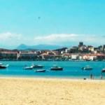 Playa el Rosal o El Tostadero en San Vicente de la Barquera