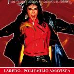 Tributo a Michael Jackson en Laredo el 23 de agosto de 2013