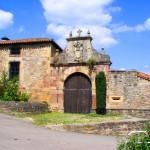 Casa Solariega de los Mirones Güemes y Vargas en Pomaluengo