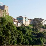 El Castillo del Rey en San Vicente de la Barquera