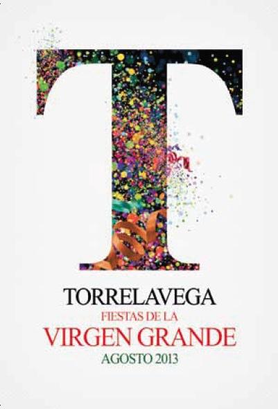 cartel fiestas torrelavega 2013