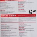 Fiestas en Cabezón de la Sal 2013 del 2 al 30 de agosto