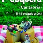 XIX Feria Internacional del Queso Artesano en Pesquera 2013 el 14 y 15 de agosto