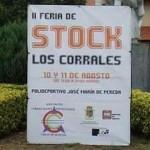 Feria del Stock 2013 en Los Corrales de Buelna el 10 y 11 de agosto