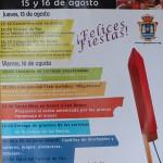 Fiestas de San Roque 2013 en Posadillo (Polanco) el 15 y 16 de agosto