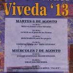Fiestas de San Salvador en Viveda 2013 los días 6 y 7 de julio