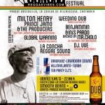 Festival  La Concha Reggae Vibes en Villaescusa el 10 de Agosto