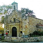 Ermita de San Antonio en Carriazo