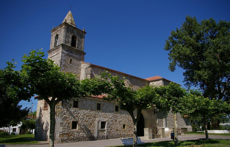 iglesia de santa eulalia de suesa