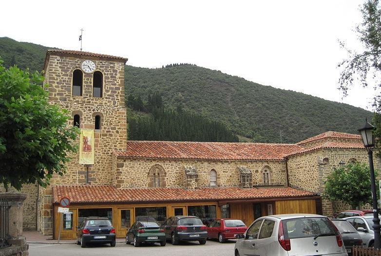 Antigua iglesia de san vicente en potes viajar por cantabria informaci n tur stica de cantabria - San vicente del palacio ...