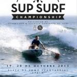 Campeonato Europeo de SUP SOMO los días 19 y 20 de Octubre