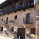 Casa de los púlpitos de Riocorvo
