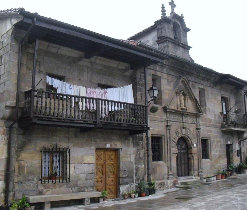 La Capilla de San José en Riocorvo