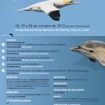 Curso «Ecología de aves, tortugas y mamíferos marinos» en Arnuero los días 18, 19 y 20 de Octubre