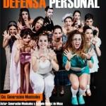 Defensa Personal en el Teatro Concha Espina el 9 de Noviembre