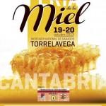 V Feria Nacional Apícola de la Miel en Torrelavega los días 19 y 20 de Octubre