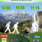 """""""La Sobanuca"""", I Marcha de Montaña en el Valle de Soba el día 27 de Octubre"""