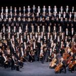 Orquesta y Coro de la Ópera del Teatro Nacional de Brno en el Palacio de Festivales el día 22 de Noviembre