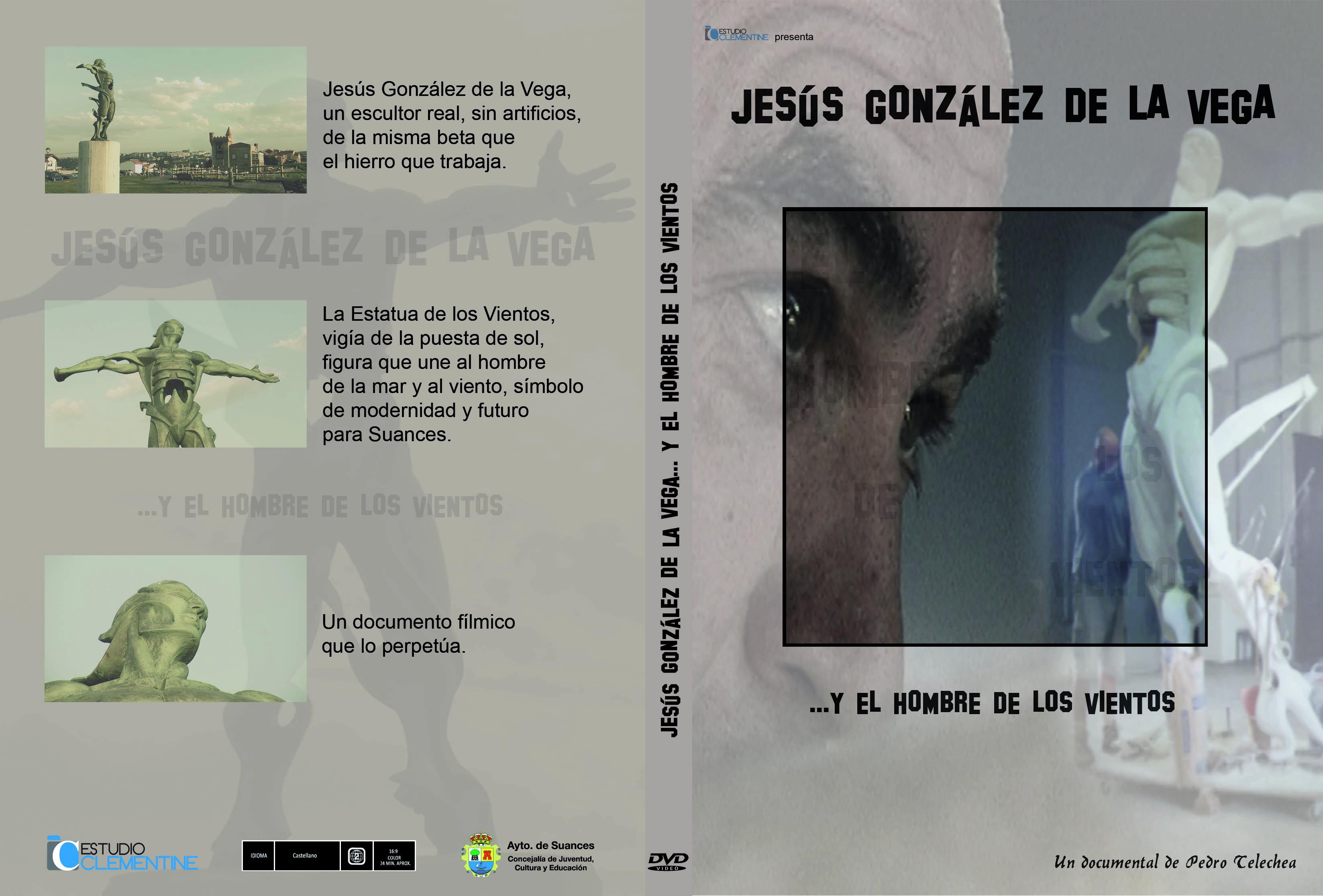 DVD JESUS DE LA VEGA
