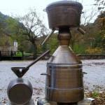 Curso de Destilación en los días 9 y 10 de Noviembre en Bejes