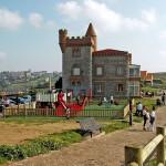 El Castillo de Ceruti en Suances