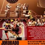 El Jorobado en el Concha Espina el día 7 de Diciembre.