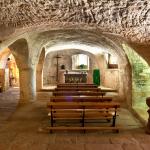 Iglesia rupestre de Santa María