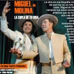 Miguel de Molina, la copla de tu vida en el Concha Espina el 23 de Noviembre