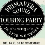 Primavera Sound Touring en Escenario Santander los días 21 y 22 de Noviembre.