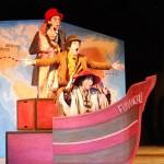 La Vuelta al Mundo en 80 Dias en el Teatro Municipal de los Corrales de Buelna el 8 de Noviembre