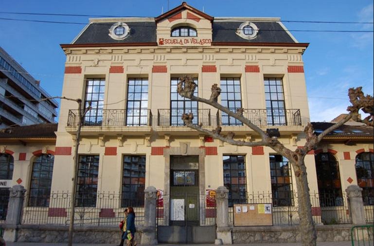 Casa de Cultura Doctor Velasco en Laredo