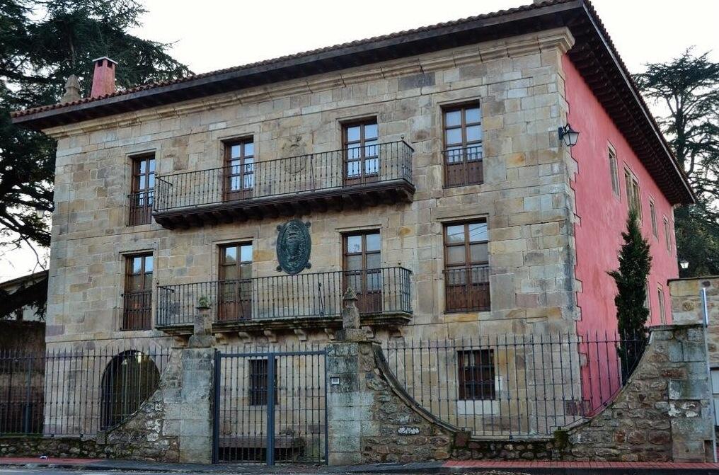 Casa de Leonardo Torres Quevedo en Santa Cruz de Iguña