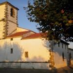 Iglesia de San Salvador en Castanedo