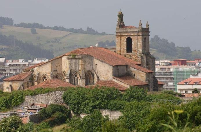 Iglesia de Santa María de la Asunción de Laredo  Viajar por Cantabria : Info...