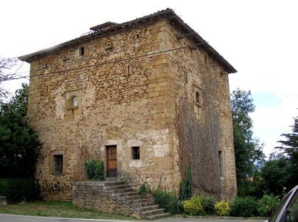 Torre de Quevedo en San Martín de Quevedo