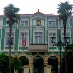 Edificio del Ayuntamiento de Suances