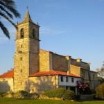La Iglesia de Nuestra Señora de la Asunción en Galizano